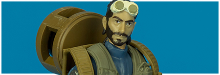 Bodhi Rook from Hasbro's Rogue One Collection