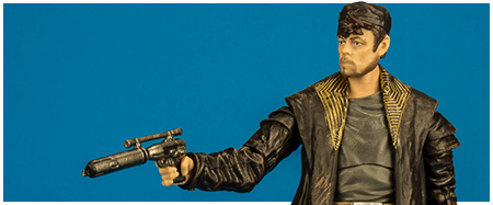 DJ - The Black Series 6-inch action figure from Hasbro