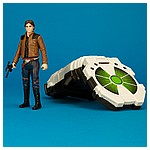 Force Link 2.0 Starter Set with Han Solo - Star Wars Universe 3.75-inch action figure collection from Hasbro