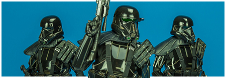MMS399 Death Trooper Specialist 1/6 Scale Collectible Figure from Hot Toys