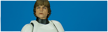MMS304 Luke Skywalker Stormtrooper Disguise Movie Masterpiece Series from Hot Toys