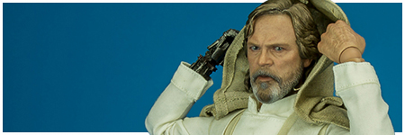 MMS390 Luke Skywalker 1/6 Scale Collectible Figure from Hot Toys