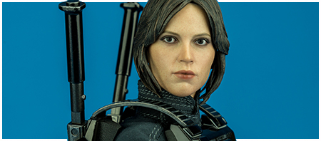 MMS419 Jyn Erso (Imperial Disguise) 1/6 Scale Collectible Figure from Hot Toys