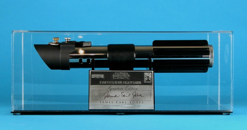 Darth Vader Lightsaber (Signature Edition)