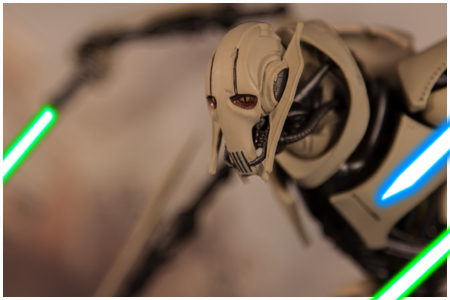 General Grievous Revenge Of The Sith ARTFX+ Statue From Kotobukiya