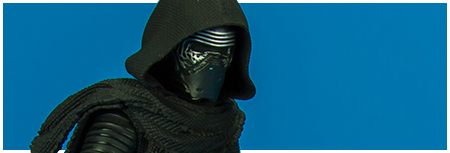 Kylo Ren ARTFX+ Model Kit from Kotobukiya
