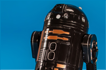 R2-Q5 New York Comic-Con 2013 Exclusive ARTFX+ Statue From Kotobukiya