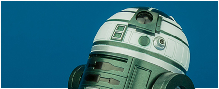 R2-X2 ARTFX+ 1/10 Scale Model Kit from Kotobukiya