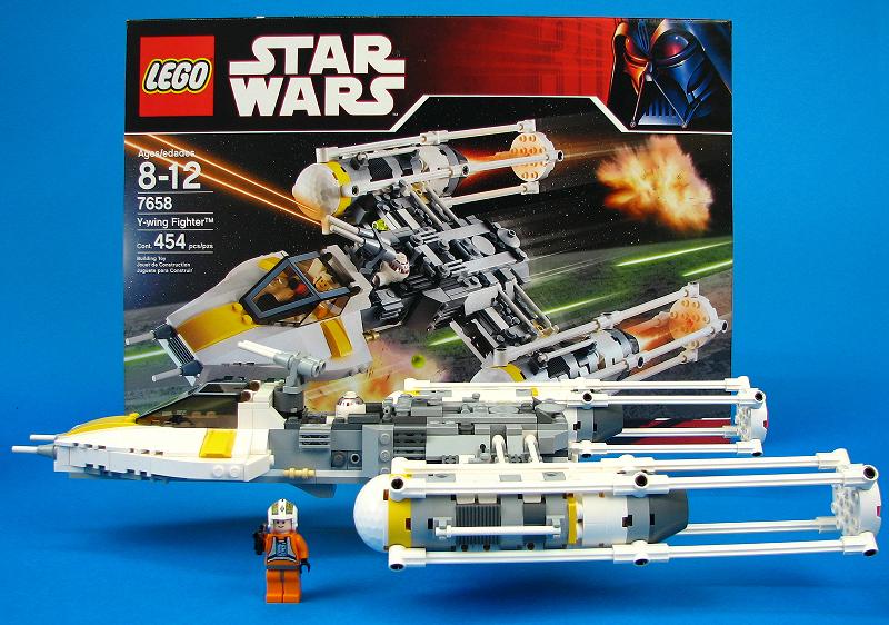 on this set ...Y Lego