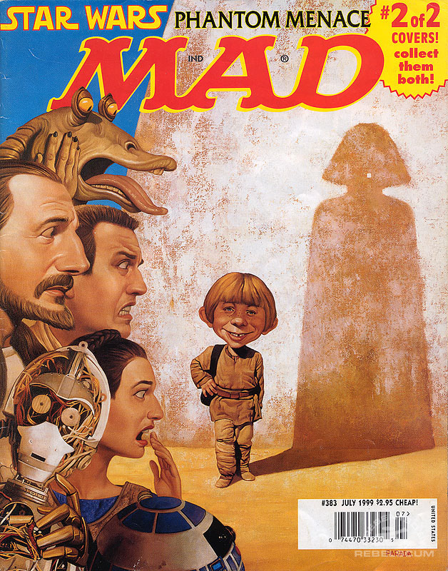 MAD 383 (alternate cover)