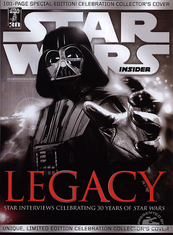Star Wars Insider 94 (Celebration IV Exclusive cover)