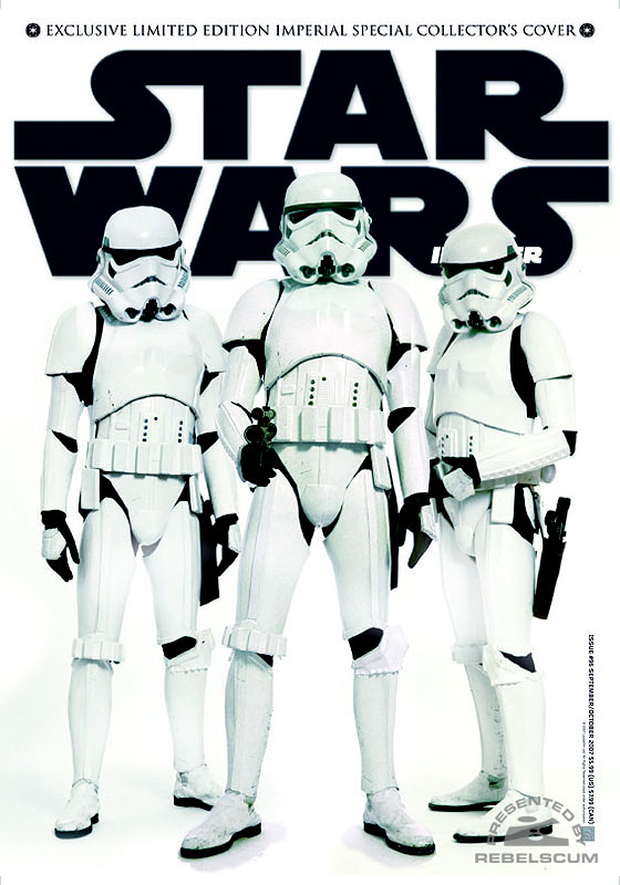 Star Wars Insider 96 (Diamond Distributors Exclusive cover)