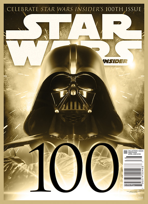 Star Wars Insider 100 (Diamond Distributors Exclusive cover)