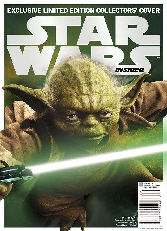 Star Wars Insider 102 (Diamond Distributors Exclusive cover)
