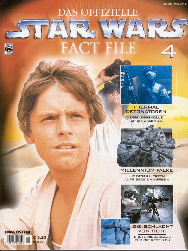 Official Star Wars Fact File #4