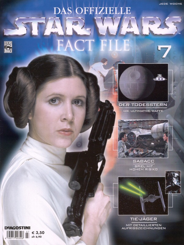 Official Star Wars Fact File 7