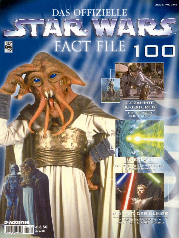 Official Star Wars Fact File #100