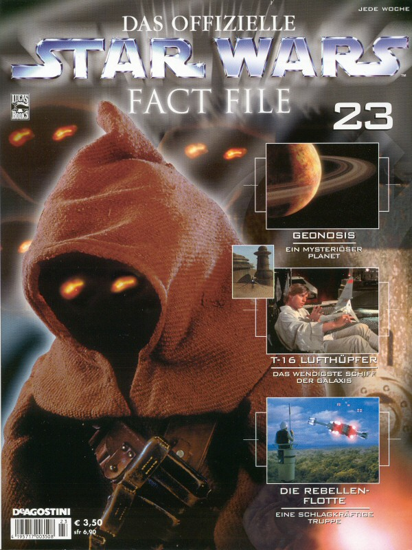 Official Star Wars Fact File #23