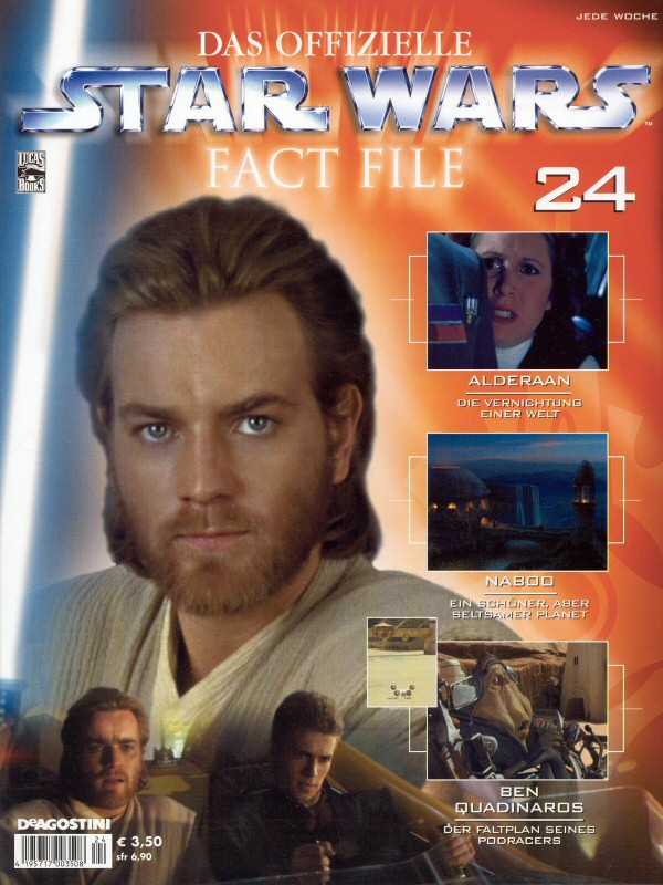 Official Star Wars Fact File #24