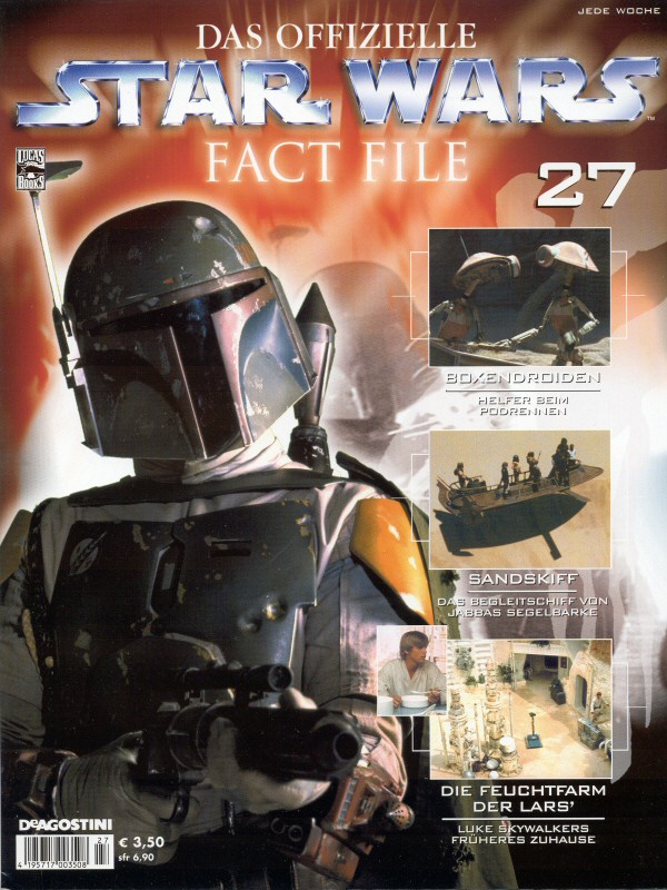 Official Star Wars Fact File #27