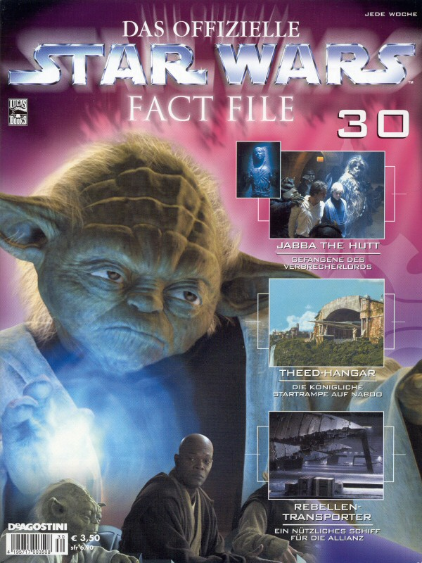 Official Star Wars Fact File #30