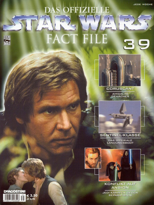 Official Star Wars Fact File #39