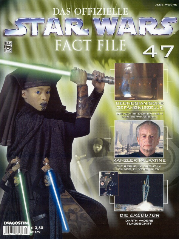 Official Star Wars Fact File #47