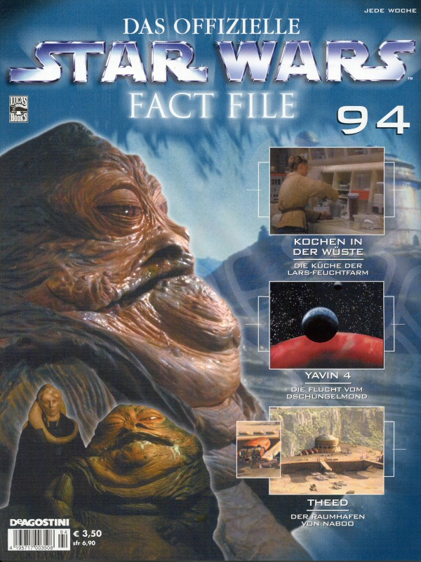 Official Star Wars Fact File #94