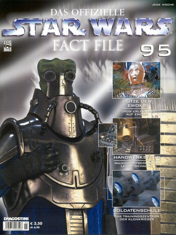 Official Star Wars Fact File #95