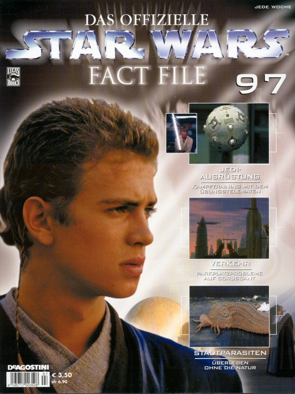 Official Star Wars Fact File #97