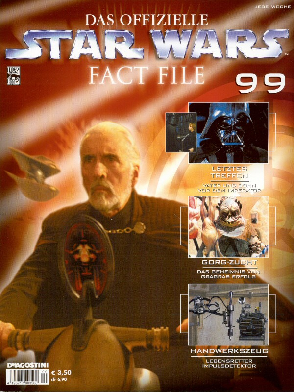 Official Star Wars Fact File #99