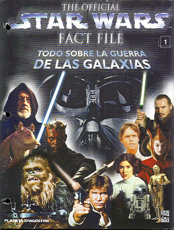 Official Star Wars Fact File #1