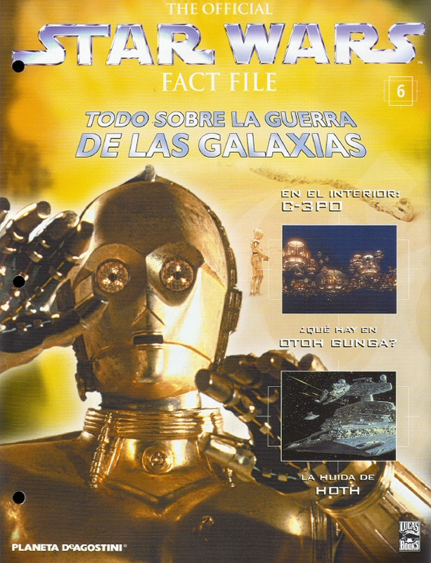 Official Star Wars Fact File #6