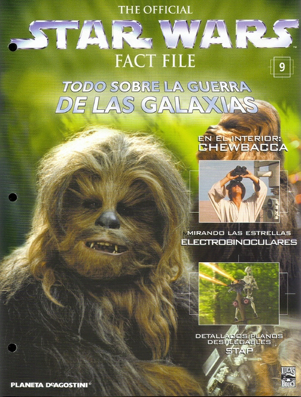 Official Star Wars Fact File #9