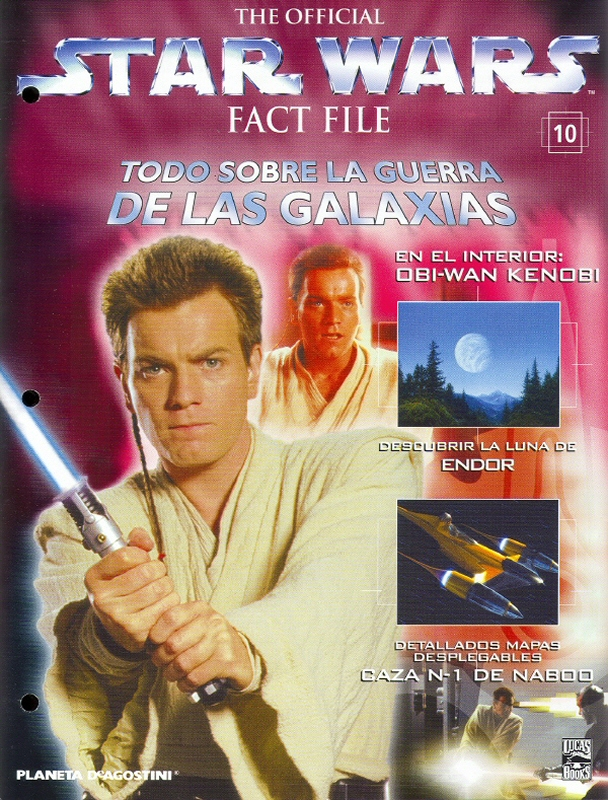 Official Star Wars Fact File #10