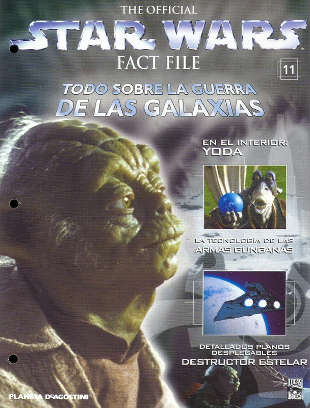 Official Star Wars Fact File #11