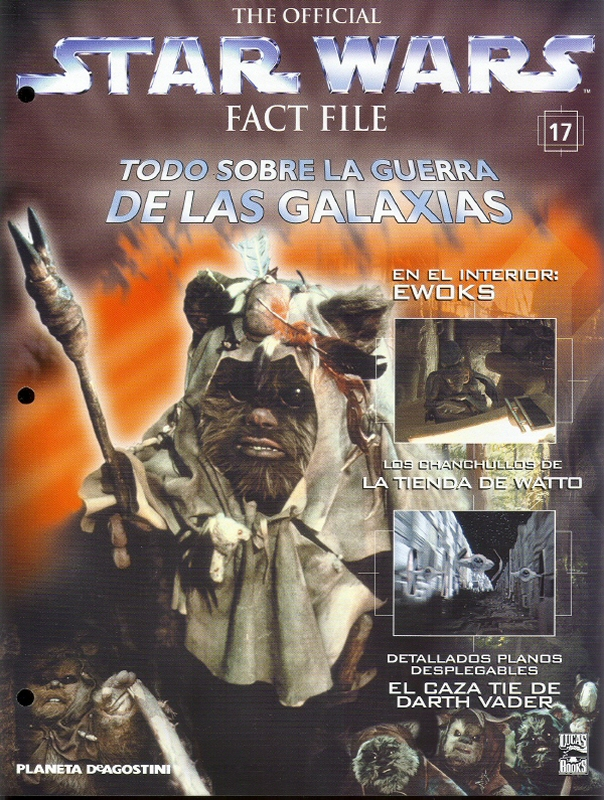 Official Star Wars Fact File #17