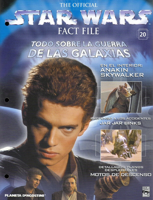 Official Star Wars Fact File #20