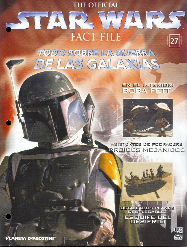 Official Star Wars Fact File 27