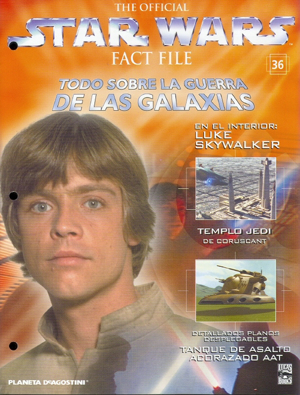 Official Star Wars Fact File #36