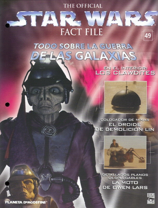 Official Star Wars Fact File #49
