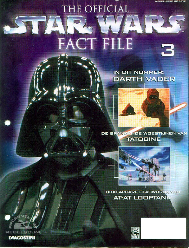 Official Star Wars Fact File 3