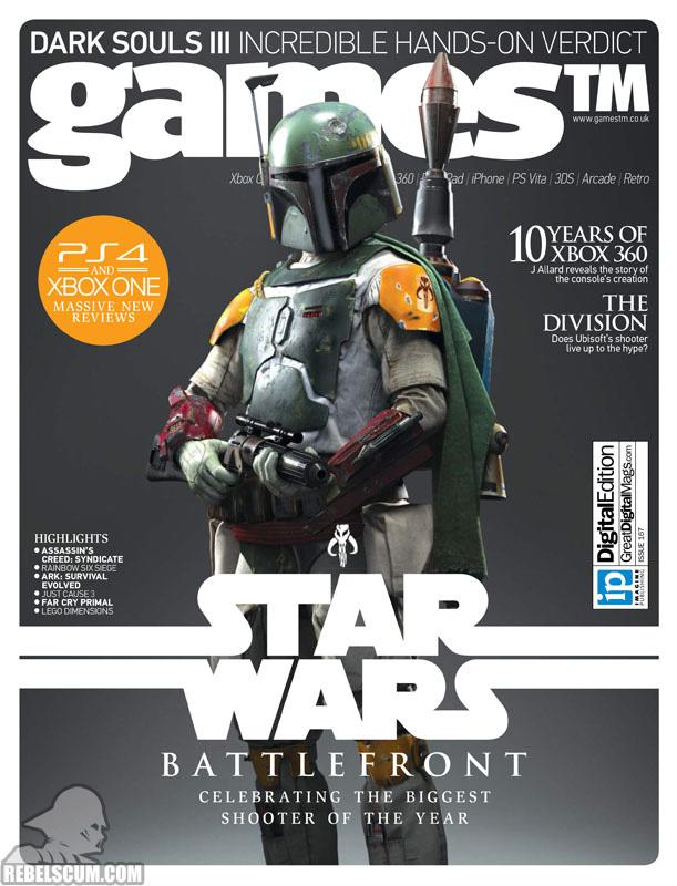 Games TM 167 November 2015