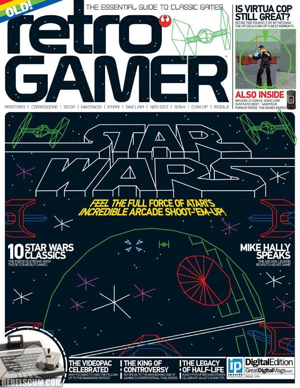 Retro Gamer 149 December 2015