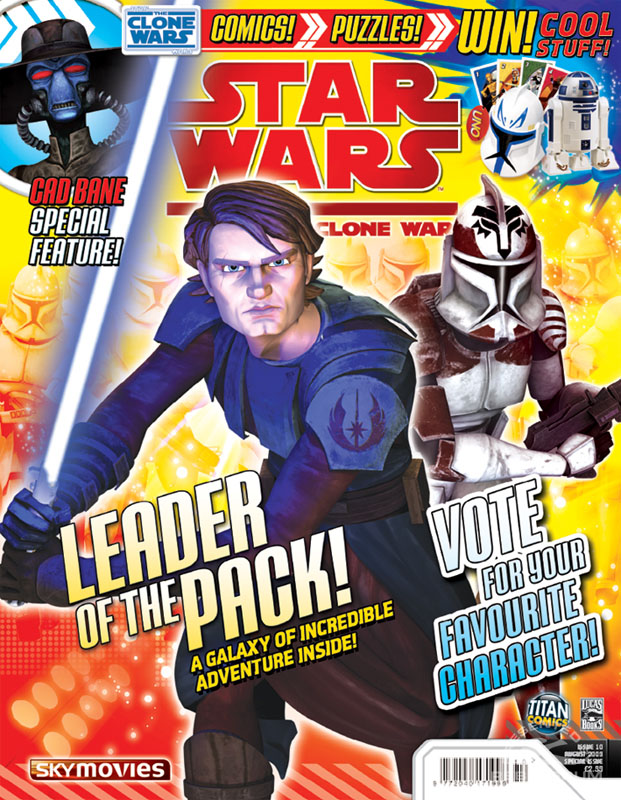 Star Wars: The Clone Wars Comic, Vol 5 10