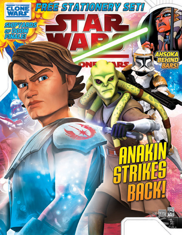 The Clone Wars Comic 7