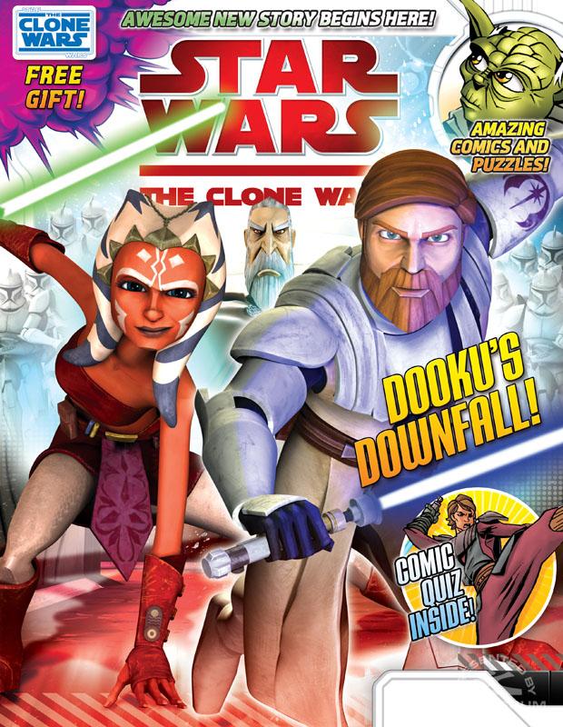 The Clone Wars Comic 8