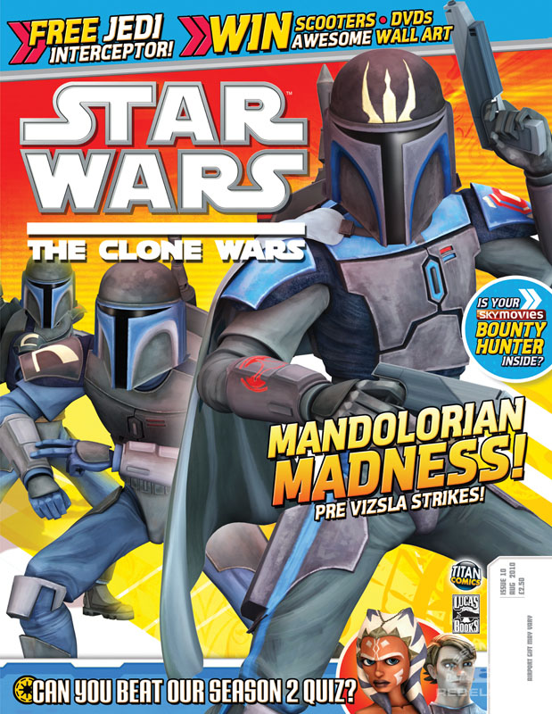 Star Wars: The Clone Wars Comic, Vol 6 10