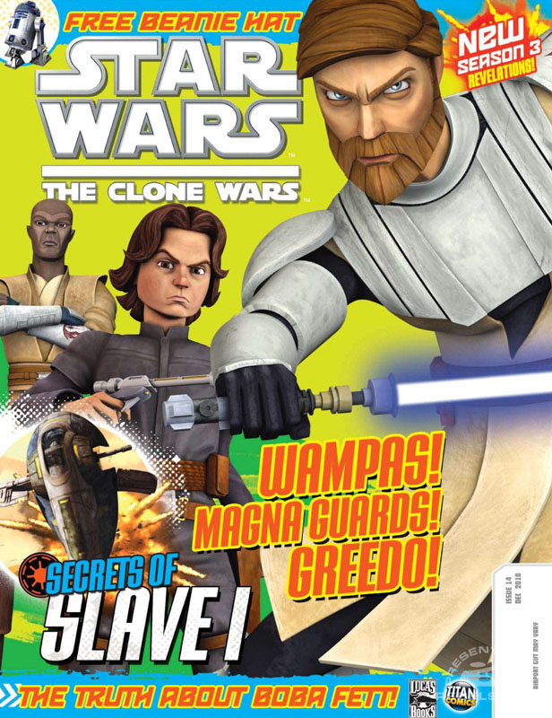 Star Wars: The Clone Wars Comic 14