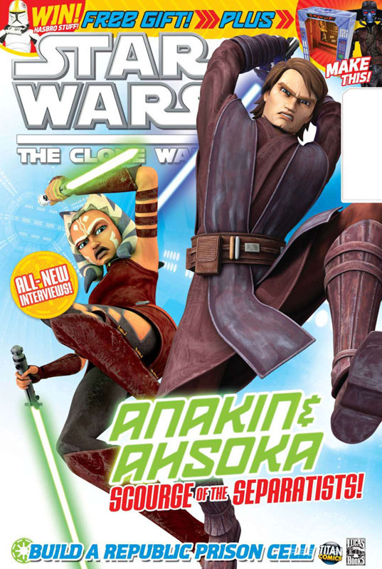 Star Wars: The Clone Wars Comic 17